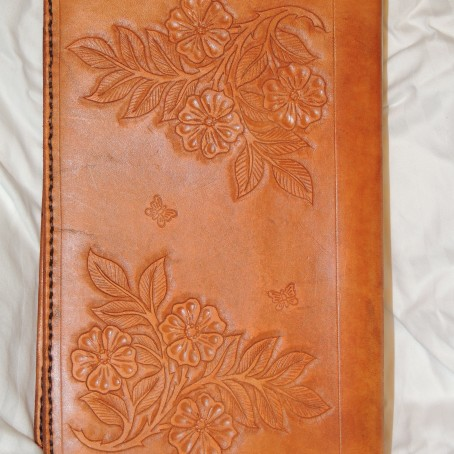 BIBLE COVER BACK