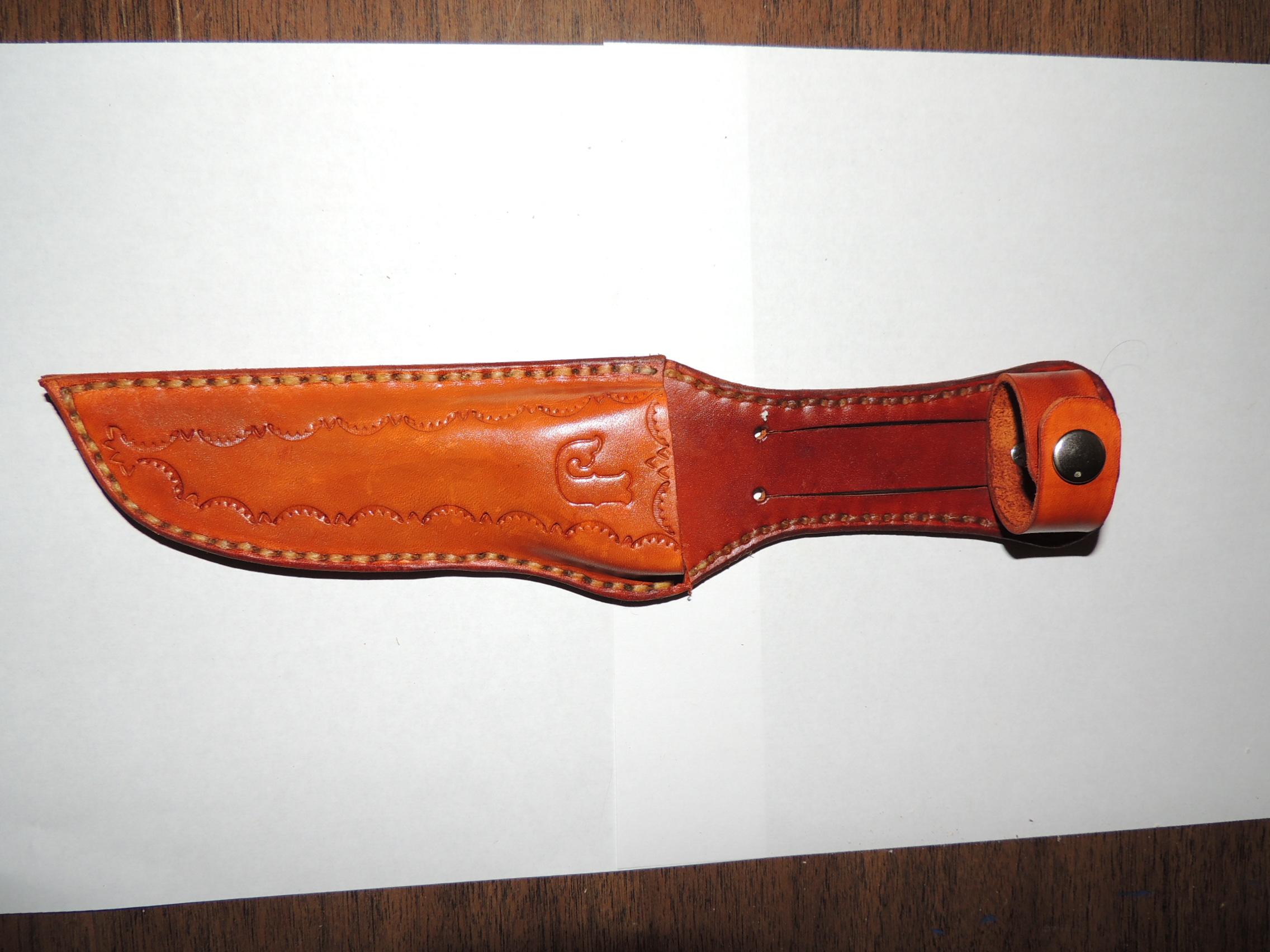 Joe's knife holster 001